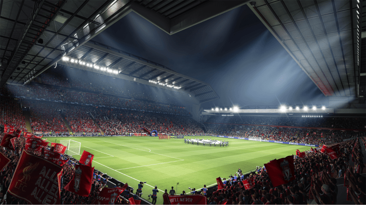 Fifa 21 montre sa version next-gen