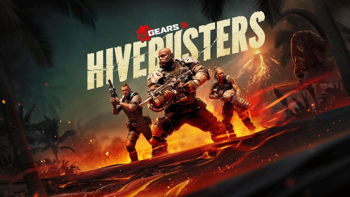 Gears 5 présente son premier DLC solo : Hivebusters
