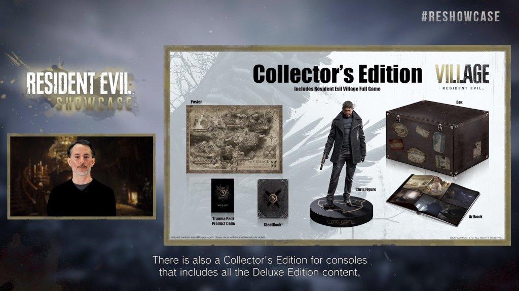 Resident Evil Village Collector