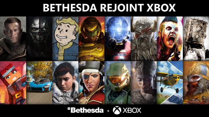 Xbox officialise l'achat de Bethesda-Zenimax