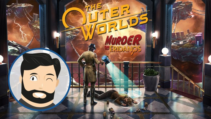 L'avis de Noopinho : The Outer Worlds Murder on Eridanos, Sherlock débarque sur Halcyon