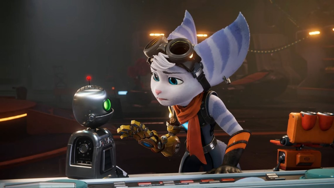 Ratchet & Clank : Rift Apart présente Rivet et montre un nouveau trailer