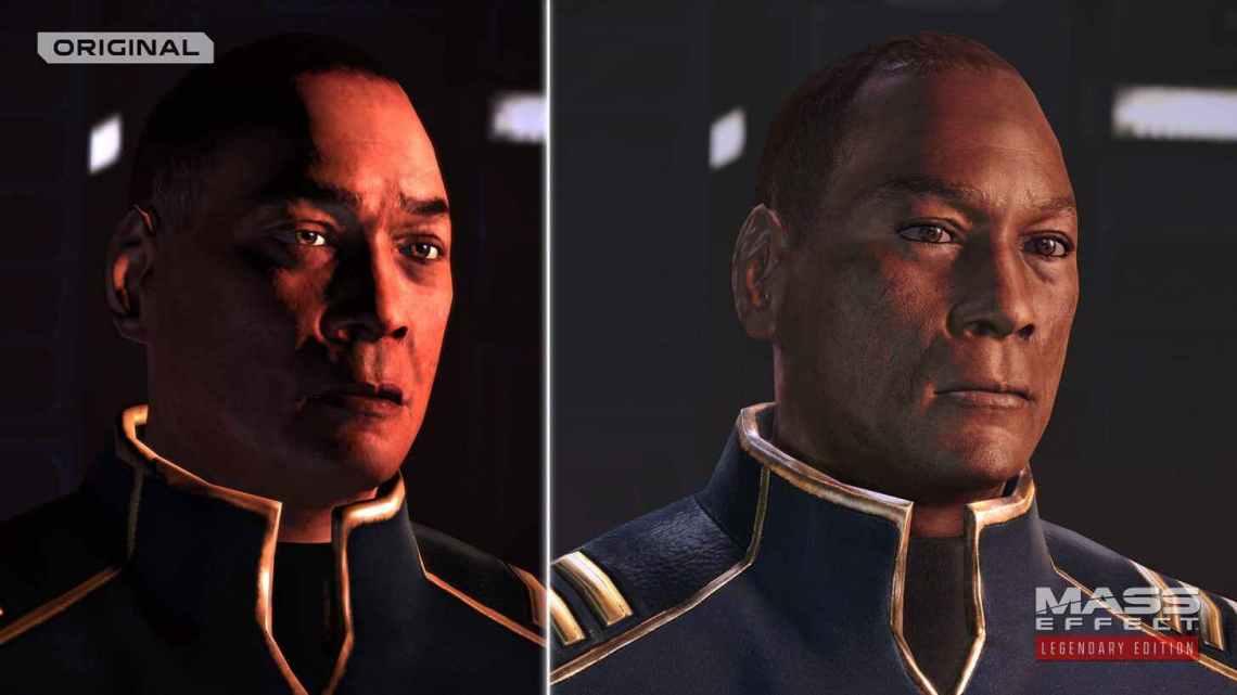 Trailer comparatif pour Mass Effect Legendary Edition