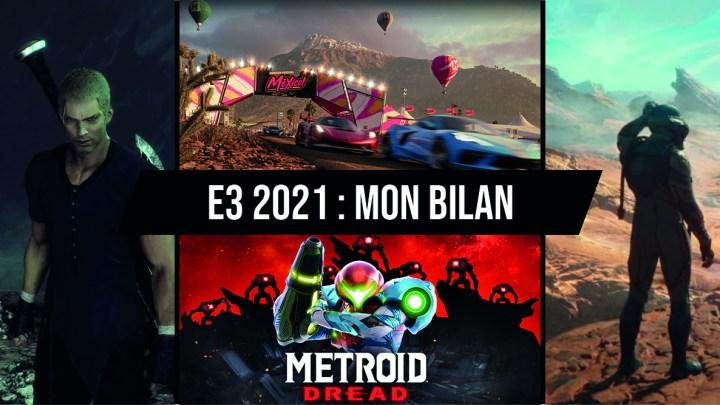E3 2021 : mon bilan (Top/Flop)
