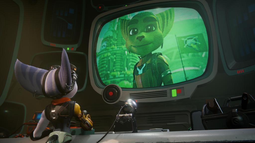 Ratchet & Clank : Rift Apart histoire
