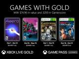 Games With Gold Octobre 2021