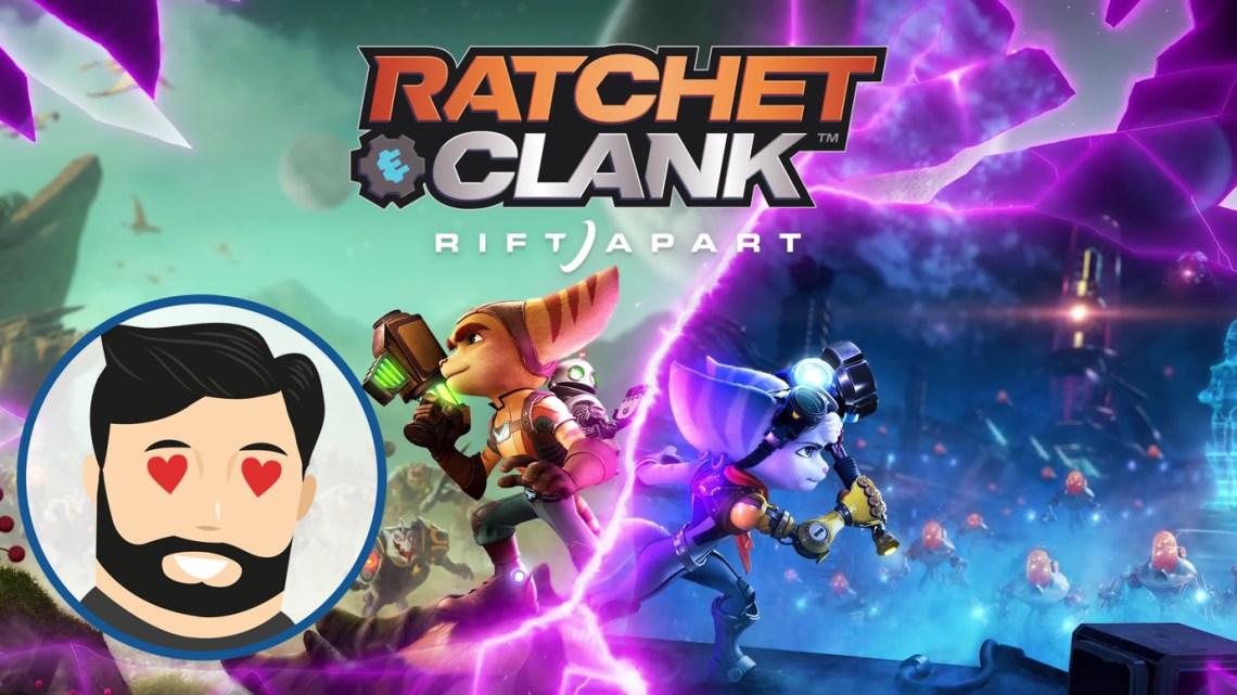 L'avis de Noopinho : Ratchet & Clank : Rift Apart, un feu d'artifices visuel et vidéoludique