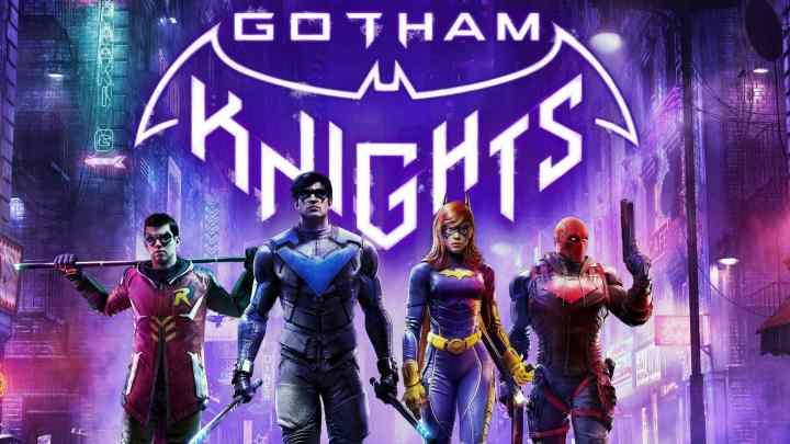 Gotham Knights présente son story trailer