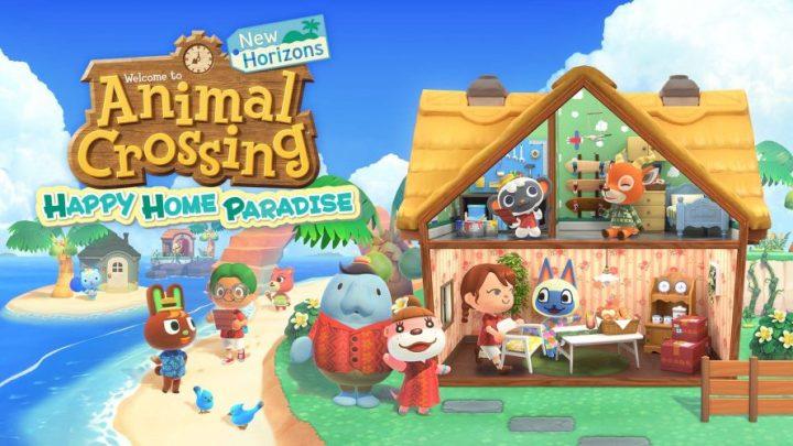 Animal Crossing New Horizons fait le plein de nouveautés