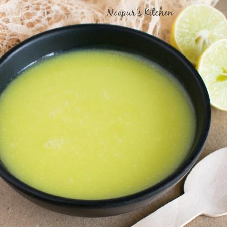 Eggless Lemon Curd