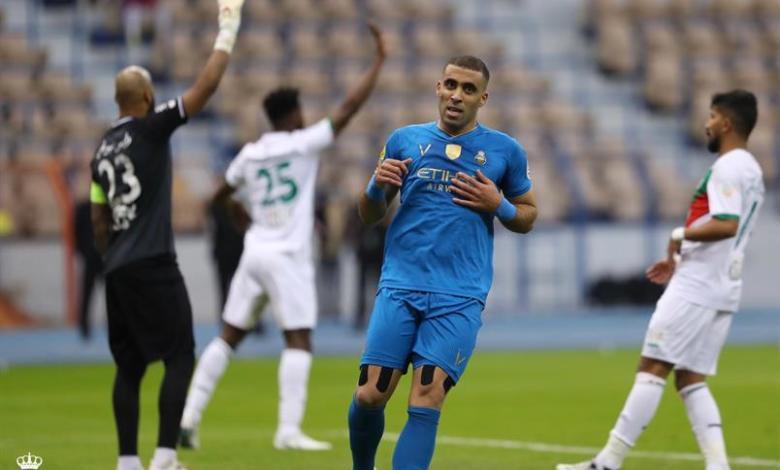 موعد مباراة النصر السعودي ضد الاتفاق