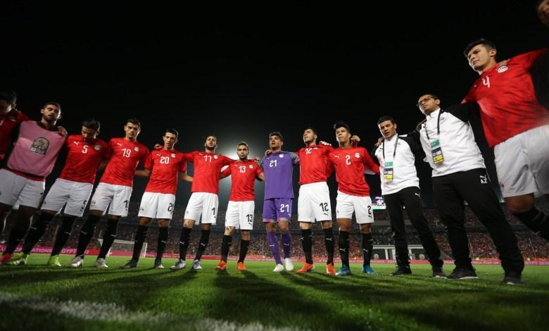 قائمة منتخب مصر امام ليبيا