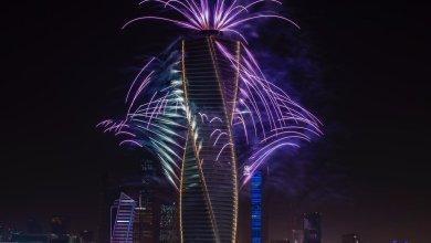 مسيرة افتتاح موسم الرياض