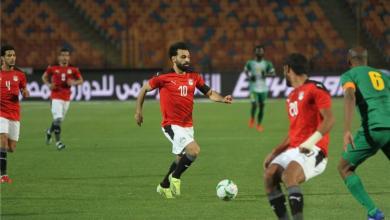 موعد مباراة مصر وليبيا