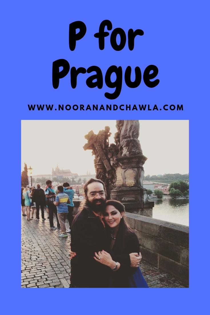 P for Prague