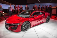 2018 Acura Nsx Interior, Exterior and Review