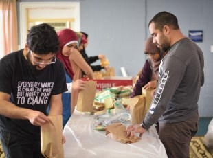 Feed the homeless drive (3)