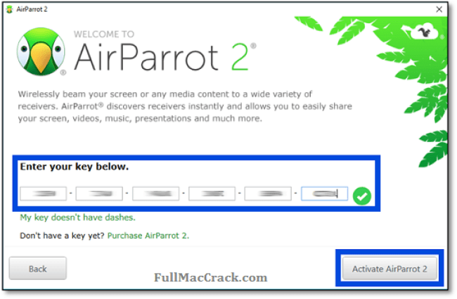AirParrot Crack Download