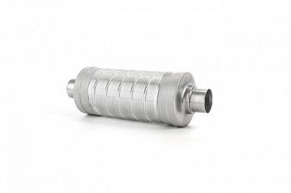 Geluid demper Diameter: Ø 60 mm voor de 2kW 2D Standkachels