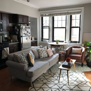 Apartment Designs Fresh A Smart Layout Makes This Studio Feel Big and Bright