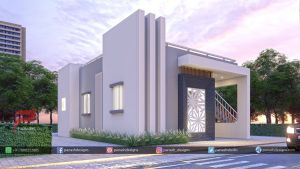 Best Architects Unique Residential Elevation