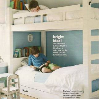 Bunk Beds for Small Rooms Inspirational Bunk Beds Good Idea for Individual Lighting Shelf for
