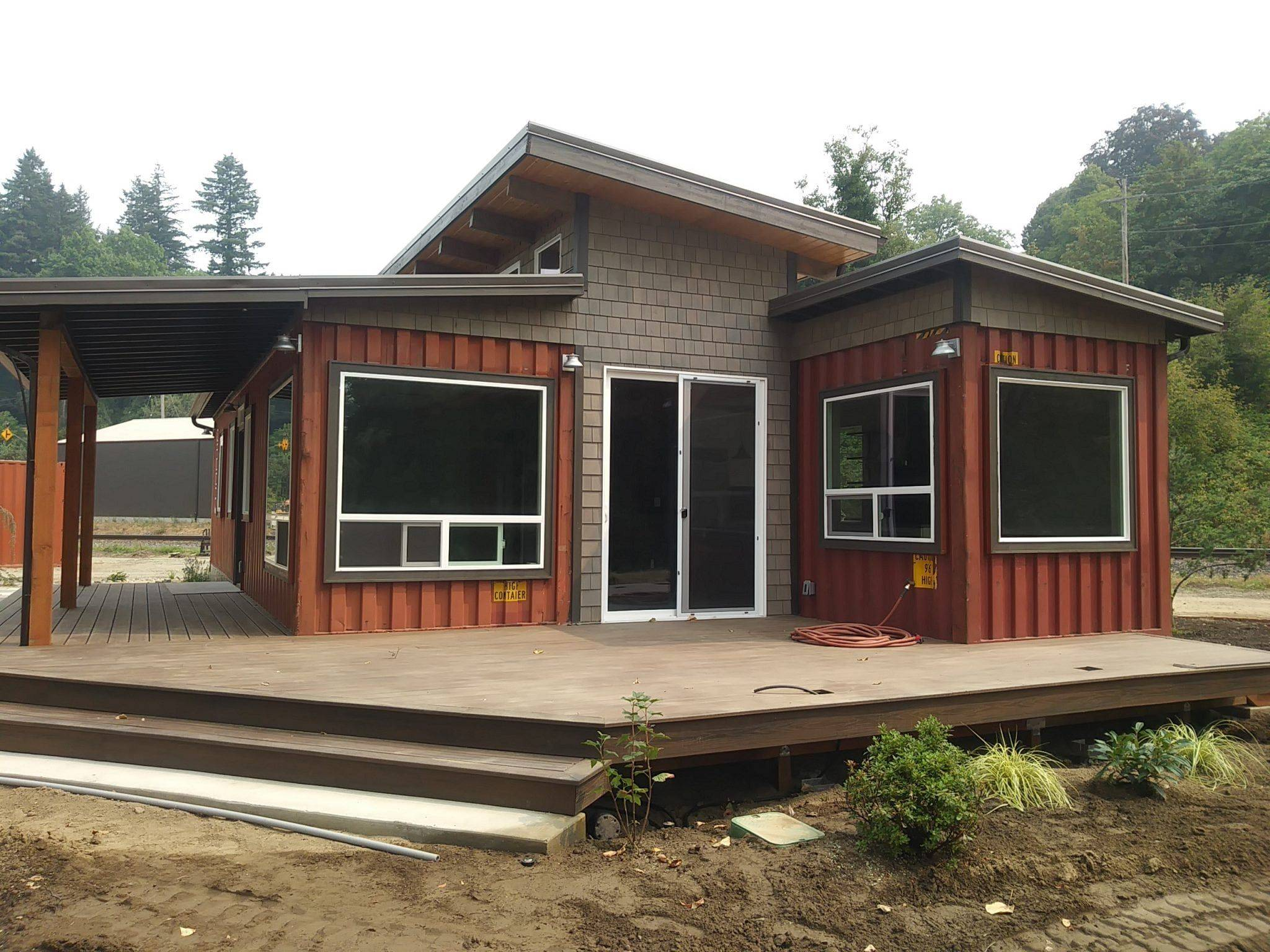 Cargo Container Homes Luxury De Lux Container Home