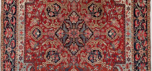 Cool Carpet Designs Beautiful Antique Heriz Serapi Rug