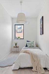 Design Ideas for Small Bedrooms Unique 40 Creative Small Apartment Bedroom Decor Ideas