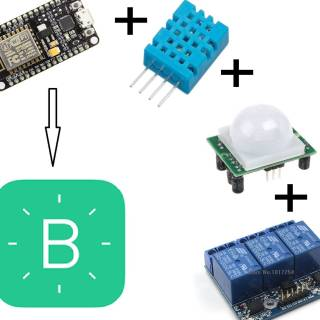 Diy Home Security New Simple Home Automation with Blynk