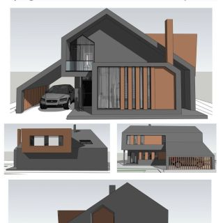 Exterior Home Design Elegant Easy House Design software