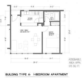 Garage Conversion Floor Plans Lovely Aldea 1 Bedroom Floor Plan