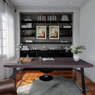 Modern Home Office Luxury Refurbish Your Home Office for An Elegant Professional