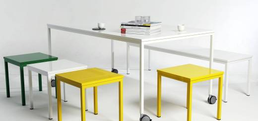 "Multipurpose Furniture New Fjölnot"" Multipurpose Furniture by Design Studio ""eitt A"