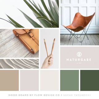 Room Color Moods New Earth tones Mood Board