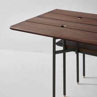 Versatile Furniture New the Stacking Drop Leaf Table is A Versatile Oak Piece