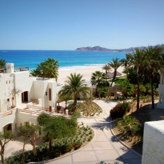 View of Resort and Sea of Cortez