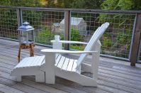 King Luxury Barn Room Deck