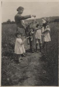 Summer 1922, France