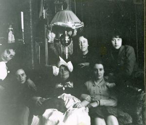 Noor and Khairunissa with others