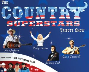 Country Superstars Show @ South Bar | Tewantin | Queensland | Australia