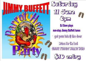 Jimmy Buffet Tribute @ South Bar | Tewantin | Queensland | Australia