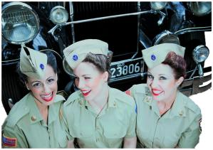 The Andrews Sisters @ South Bar | Tewantin | Queensland | Australia