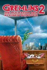 """Plakat von """"Gremlins 2 - Die Rückkehr der kleinen Monster"""""""