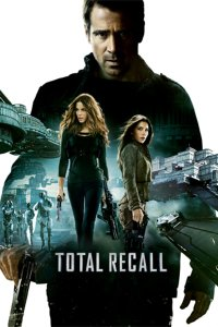 """Plakat von """"Total Recall"""""""