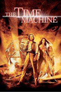 """Plakat von """"The Time Machine"""""""