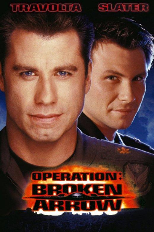 "Plakat von ""Operation: Broken Arrow"""