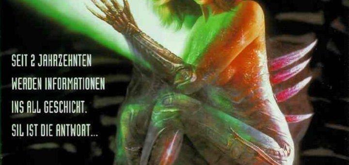 """Plakat von """"Species"""""""