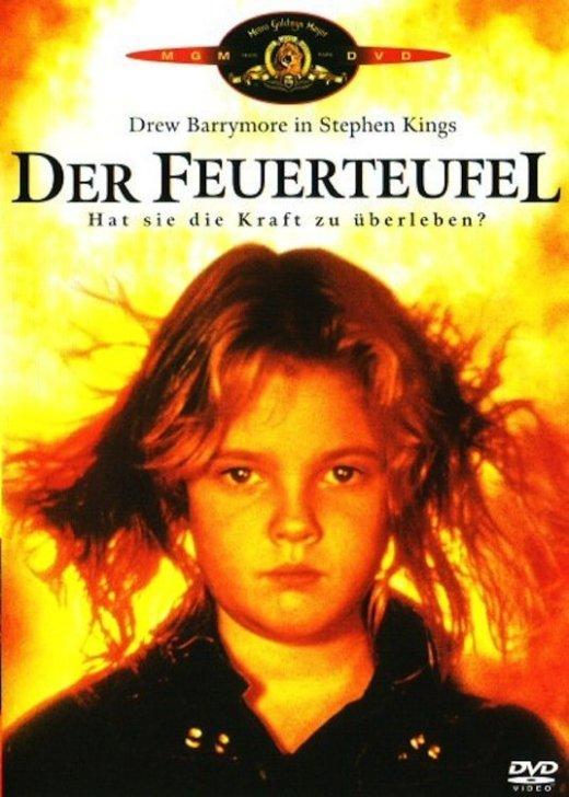 """Plakat von """"Der Feuerteufel"""""""