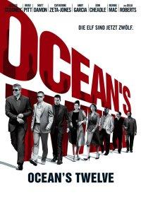 "Plakat von ""Ocean's 12"""